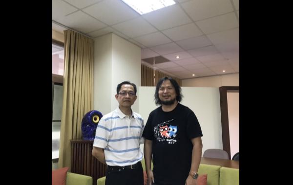 2019.5.15 OwlTing Group Recruitment Orientation & Blockchain Revolution