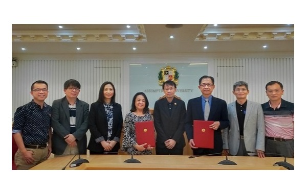 2019.11.25-29 Dean Chien-Liang Chen led a team of professors to visit Thailand