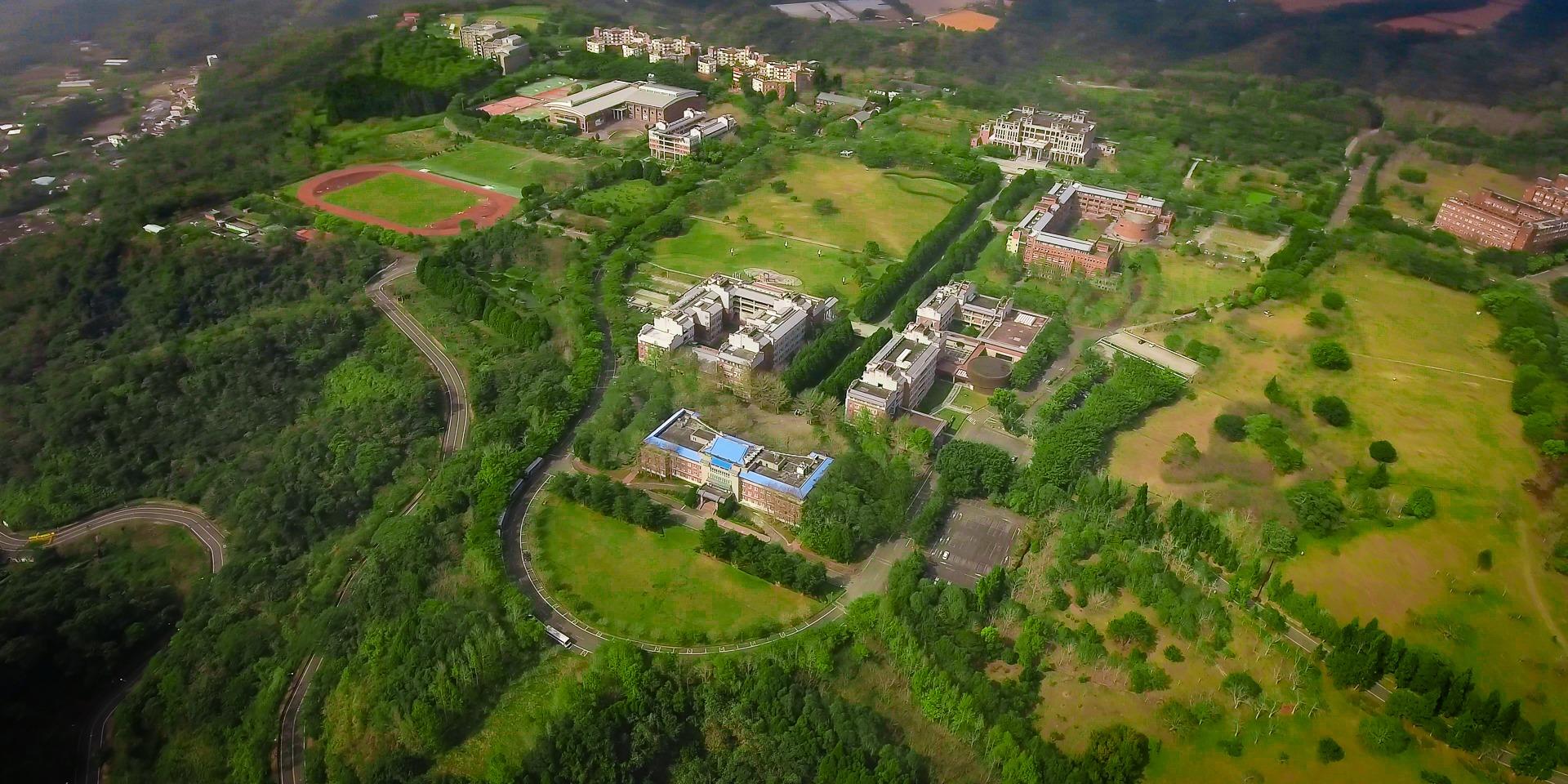 台灣之心  最高學府